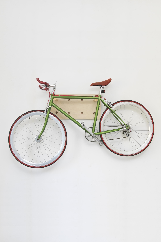 Accroche Velo avec pegboard porte vélo • little anana