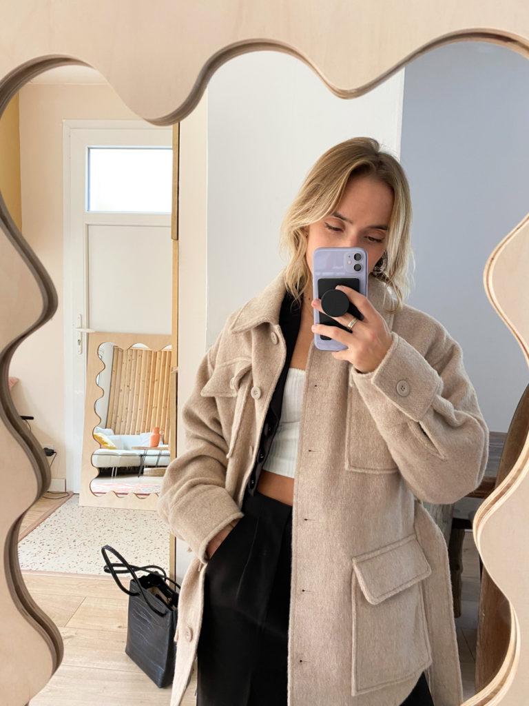 miroir splash ondulation en bois clair look complet-10